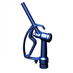 Blue discharge gun outlet 19mm