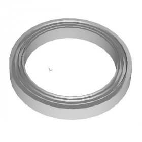 2 inch camlock fitting seal for LDPE