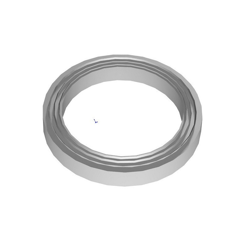 2 inch gasket for LDPE camlock fitting