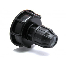 S60x6 fitting - pressure outlet Ø16mm