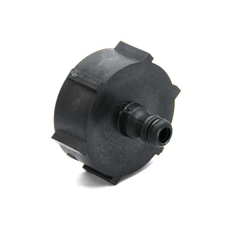 S60x6 fitting - male quick coupler output polypropylene