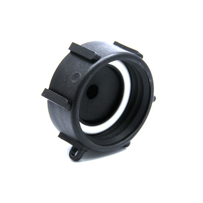 S60x6 fitting - male quick coupling polypropylene