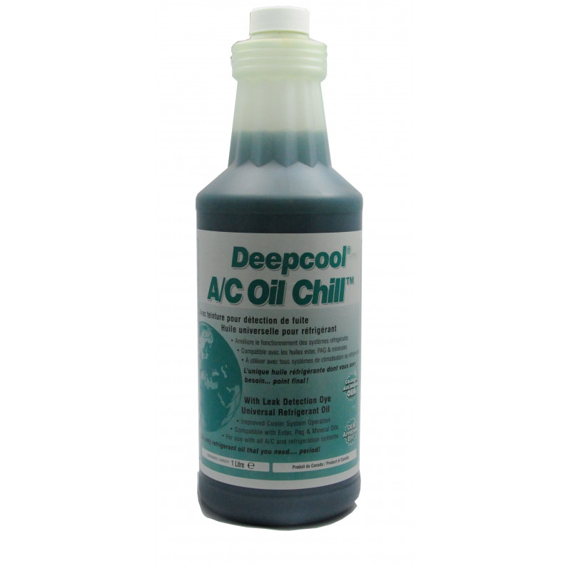 OIL BOTTLE Duracool A / C OIL - 960GR