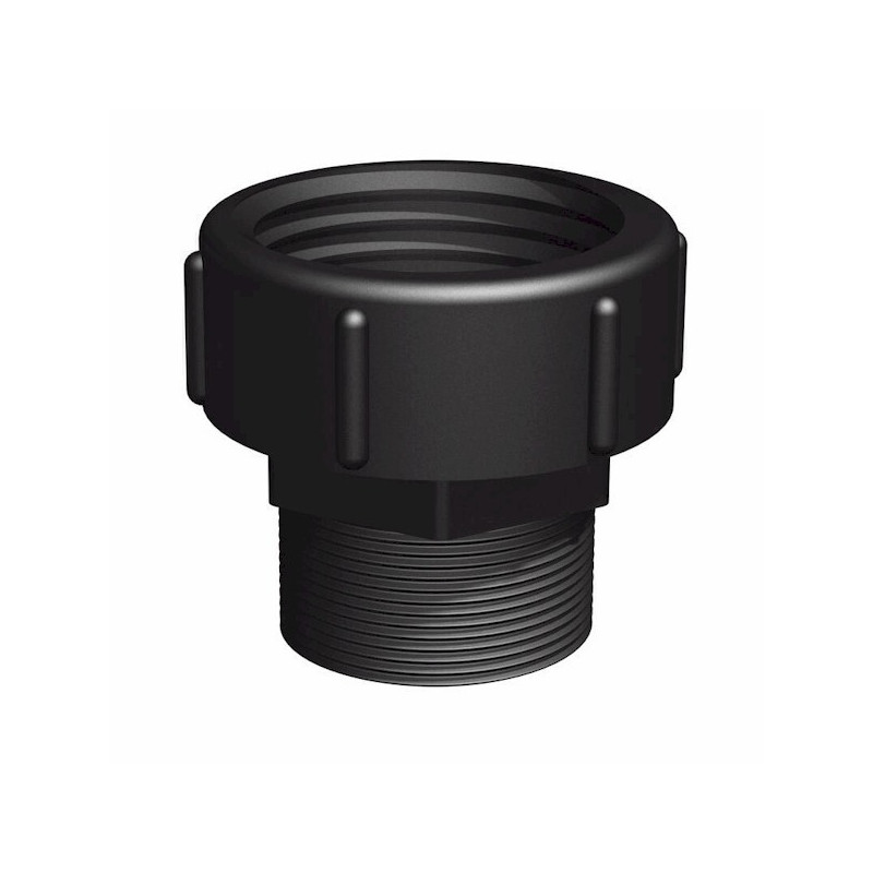 Female connector S75x6 - male 2 '' BSP