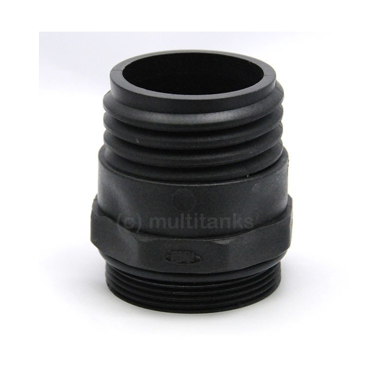 Male G2 connector S60x6 - male 2 '' BSP