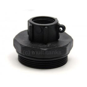 Male 3/4 '' BSP fitting BSP - male 2 '' BSP