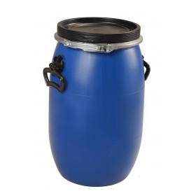 Was 30 liters blue with full opening