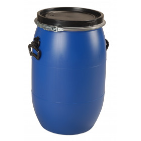 Was 60 liters blue full opening