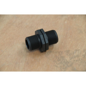Product Sheet Male - Male 3/4 Inch Fitting