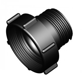 Female connector M80x3 - Male s60x6