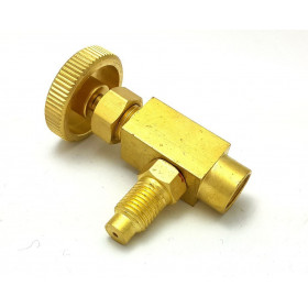 Brass tap for DC402 hose