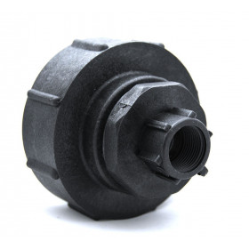 Female connector S100x8 - female 3/4 '' BSP