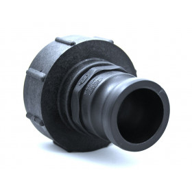 S100x8 female connector - male camlock 1 ''