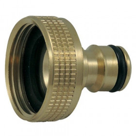"Brass adapter female 19mm (3/4 "")"