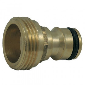 Male brass adapter