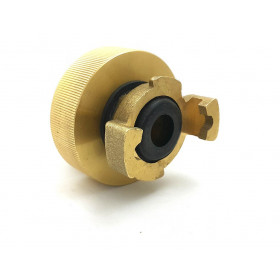 S60x6 female coupling - express fitting outlet