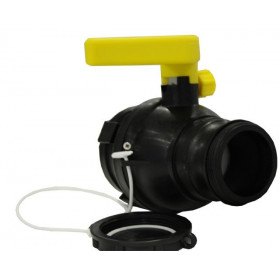 Butterfly valve type A 2-inch nut for 56mm tank Sotralentz