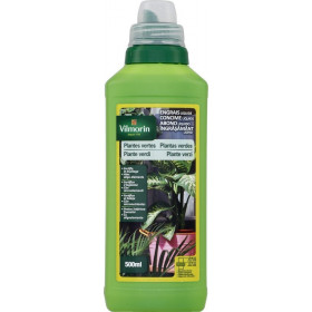 Liquid fertilizer PLANTES VERTES Vilmorin 4LG 500ml