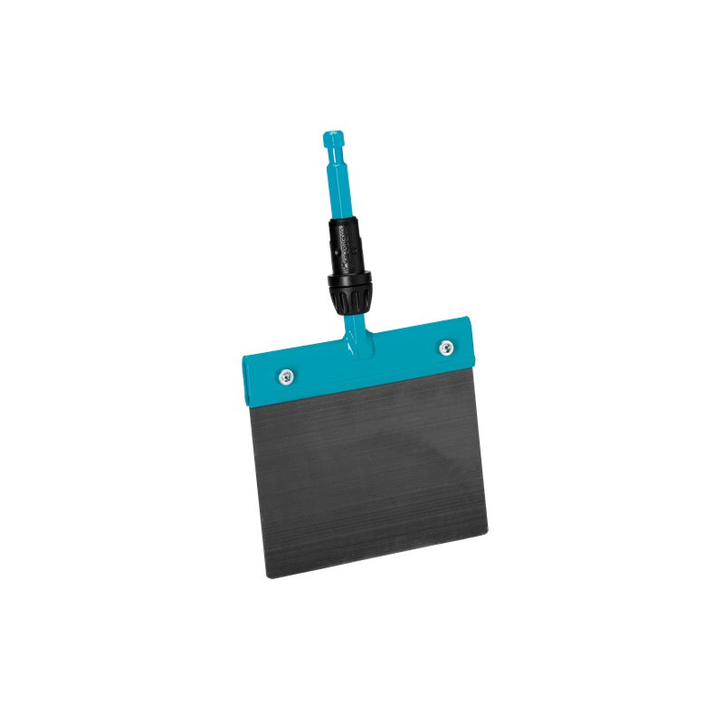 ES 50 Combisystem snow shovel with steel squeegee 50cm - Gardena