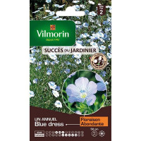 Sachet graines Lin annuel Blue dress