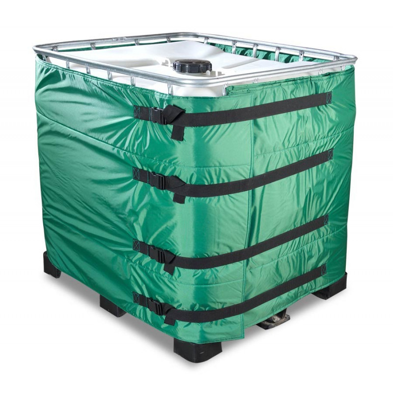 Insulating Side Cover for IBC Container