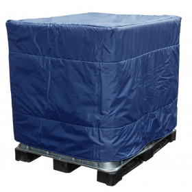 Complete IBC insulation cover
