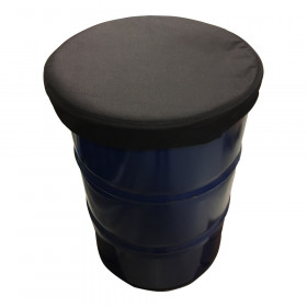 Insulating cap for 200 liters drum
