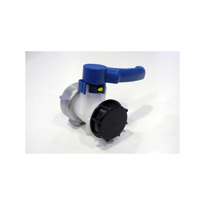 Product sheet Butterfly valve 2 inches with 70mm nut