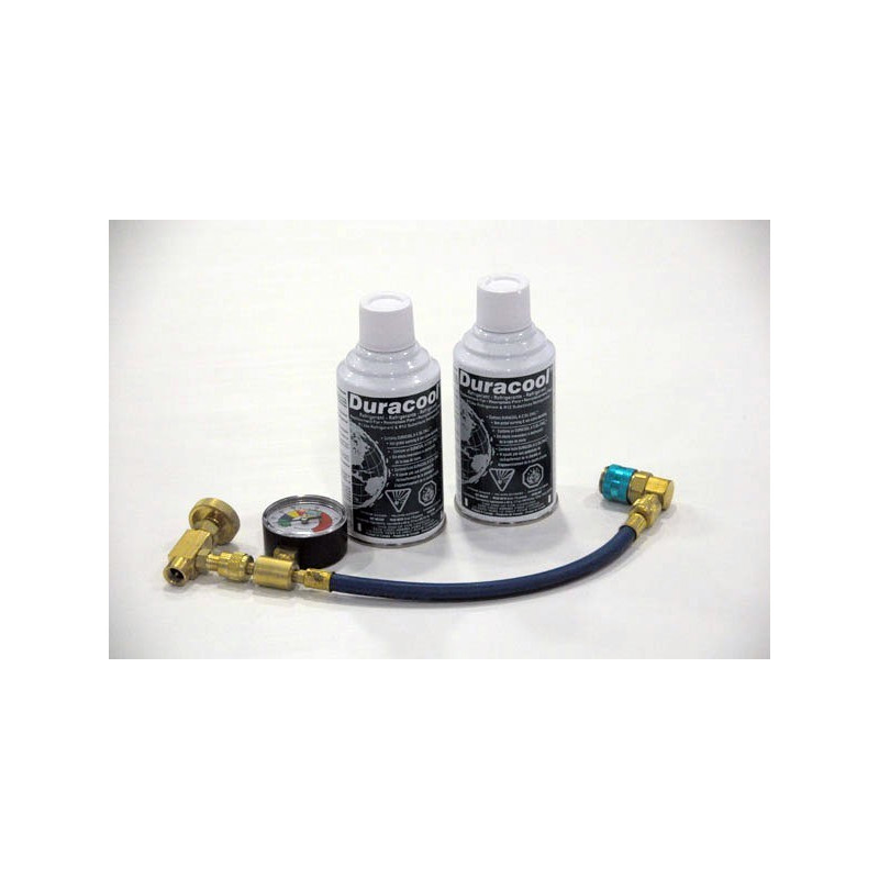 Product sheet DELUXE R134A / R12 RECHARGEABLE PACK
