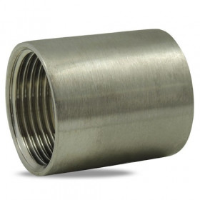 Machined 316 stainless steel sleeve
