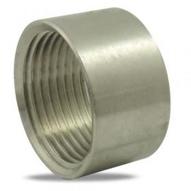 1/2 machined 316 stainless steel sleeve