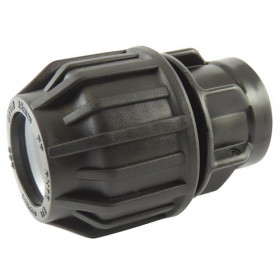Raccord compression 32mm - femelle 3/4 pouces
