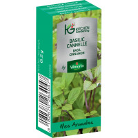 Kitchen Gardening - Basilic Cannelle
