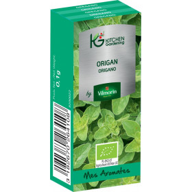 Kitchen Gardening - Organic Oregano