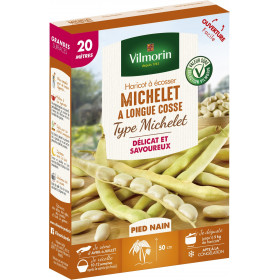 Michelet shelling bean with long pod 20 meters