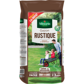 Rustic turf 5kgs including 1kg free