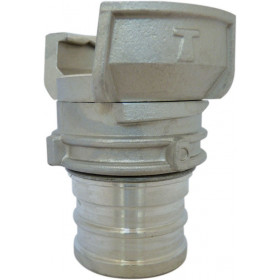 Guillemin Symmetrical Half Groove Socket for Aluminum Collars