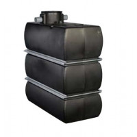 Product Ecosol 1700 liter met filter