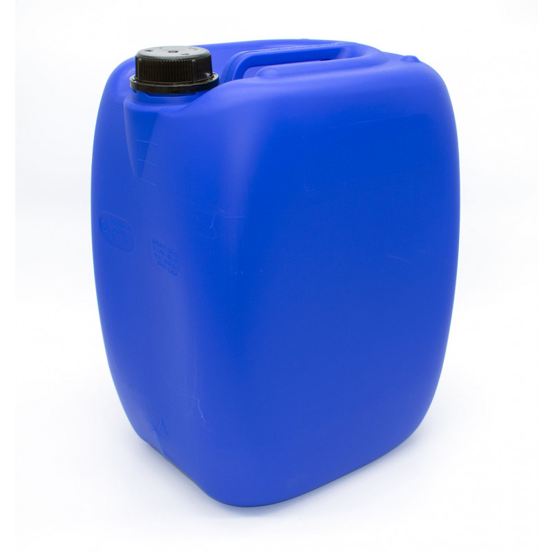 Can 20 liters blue