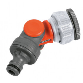 Nose of elbow and articulated valve - GARDENA