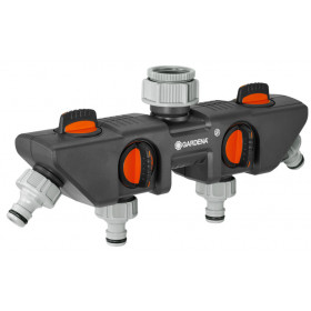 4-way watering switch - GARDENA
