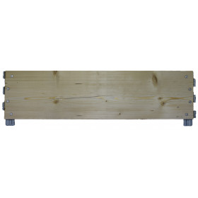 Extension board pallet length 40 cm