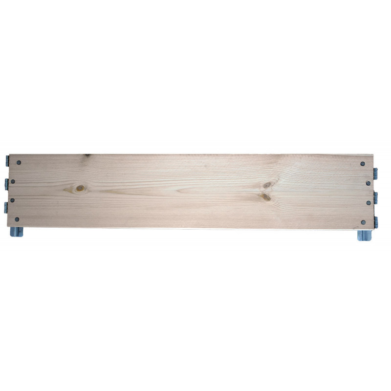 Extension board pallet length 100 cm