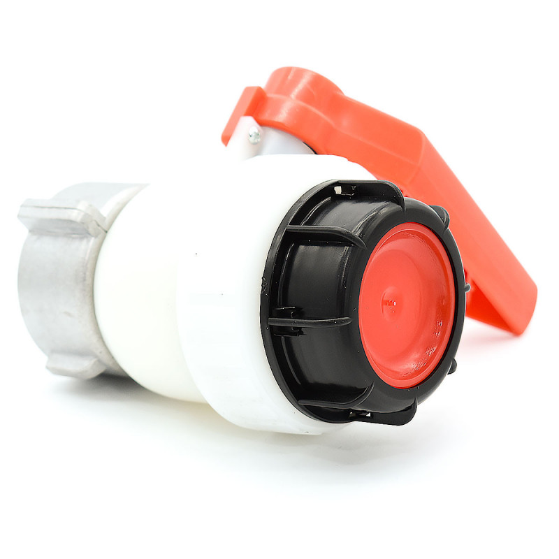 Product sheet Butterfly valve type A 2 inches with floating nut 56mm for Sotralentz tank