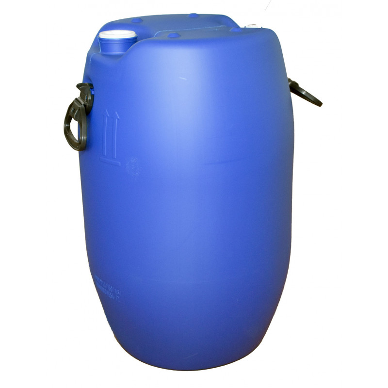 Was 60 liters blue to bungs