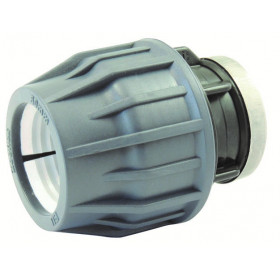 Female Thread Compression Adapter for Pool Hose