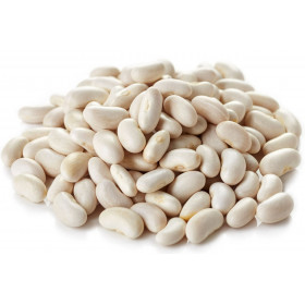 Early White Coconut Bean Seeds - 5 kg bag