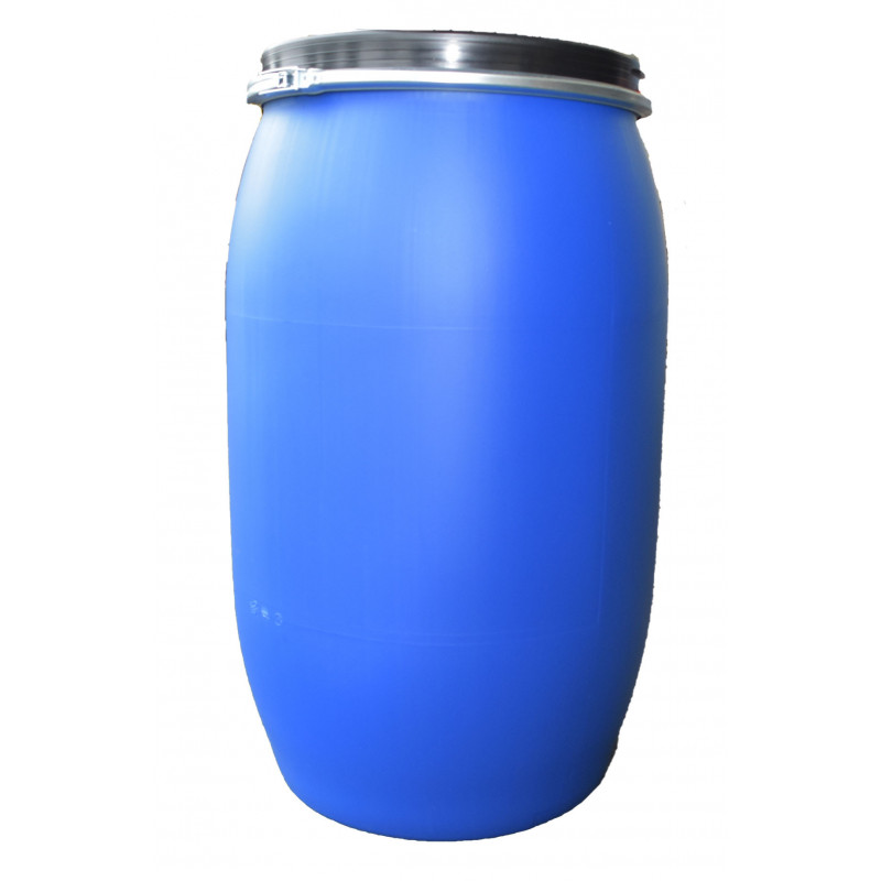 Was 225 liters blue with full opening