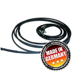 Intelligent antifreeze heating cable 4m continuously heated