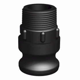 Male camlock coupling 1''1 / 4 - male thread 1''1 / 4 BSP